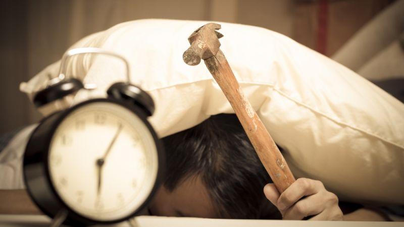 Giấc ngủ ngắn vào ban ngày