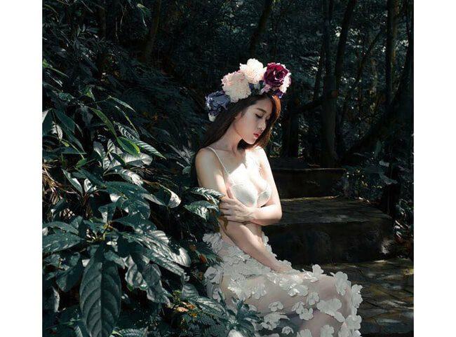 Người đẹp sở hữu hình thể hoàn hảo khiến các shoot hình đều hút mắt.