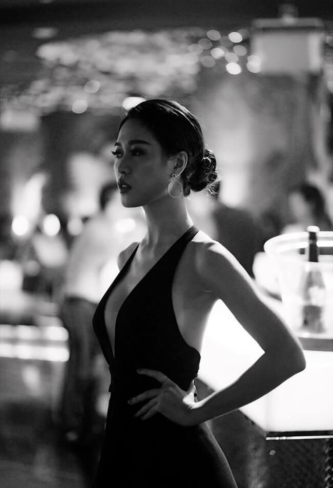 Ở góc chụp nào Cẩm Nhung vẫn toát lên vẻ đẹp mê hồn.