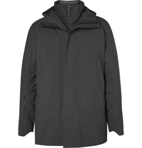 1.800 USD là mức giá dành cho ho chiếc áo Patrol Shell Jacket được thiết kế bởi Arc'teryx Veilance.