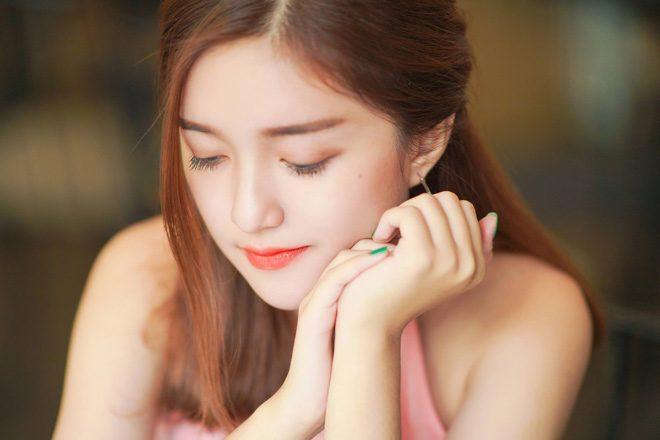 Gương mặt tự nhiên đẹp hút hồn của nữ sinh Trà Vinh