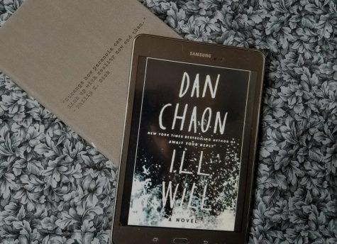 Quyển tiểu thuyết Ill Will của Dan Chaon