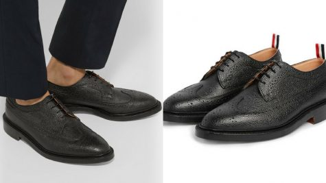 Giày Brogues Tom Browne. Ảnh: Mr. Porter.