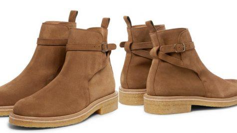 Giày Jodhpur boots của Ami. Ảnh: Mr. Porter.