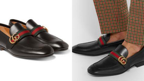 Giày Loafers của Gucci. Ảnh: Mr. Porter.