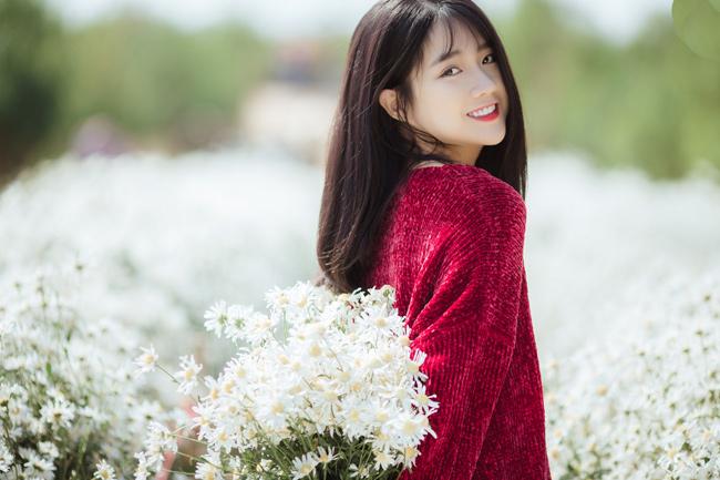 Kiều Trinh từng tham gia nhiều MV ca nhạc của các ca sĩ nổi tiếng.