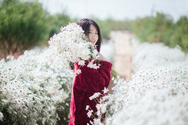 Hot girl Sài thành đang có những bước tiến dài trong con đường nghệ thuật.