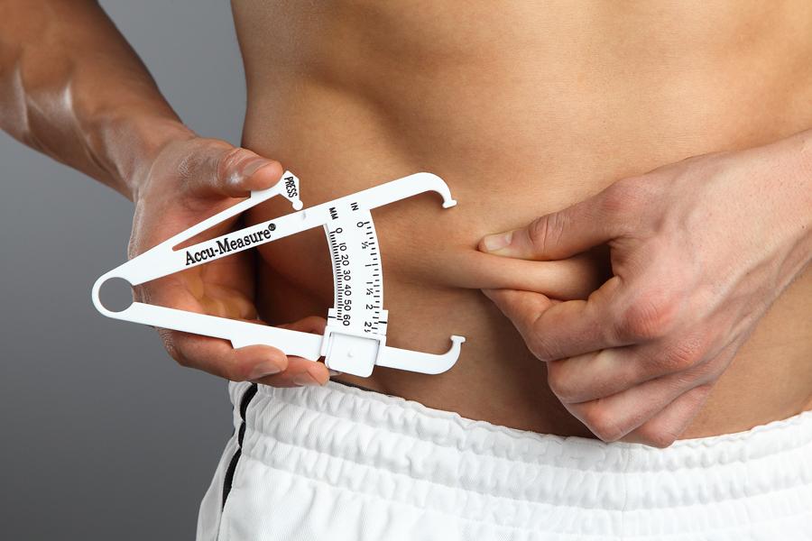 Kiểm tra mỡ thường xuyên để đánh giá việc tập luyện cardio