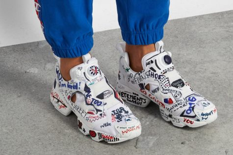 (Ảnh: Footwear news)
