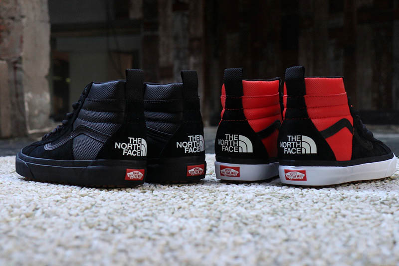 Vans x The North Face (Hình: Vans)
