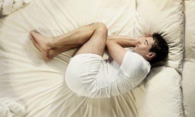 Tư thế ngủ ảnh hưởng khả năng sinh lý nam giới