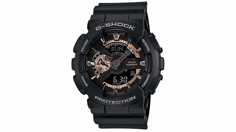 Đồng hồ nam Casio GA110RG-1AG
