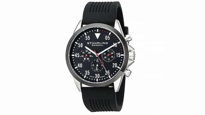 Đồng hồ Stuhrling Aviator Analog