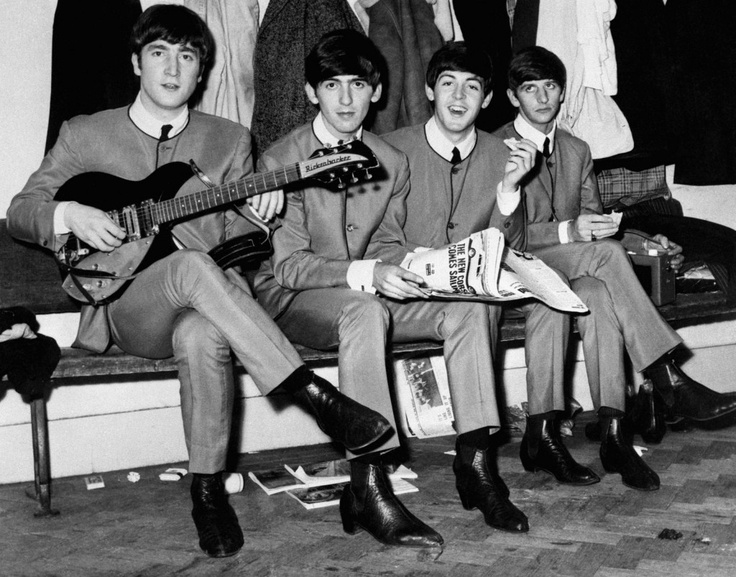 """Những đôi """"Beatle Boot"""" huyền thoại. Ảnh: gentlemansgazette.com"""