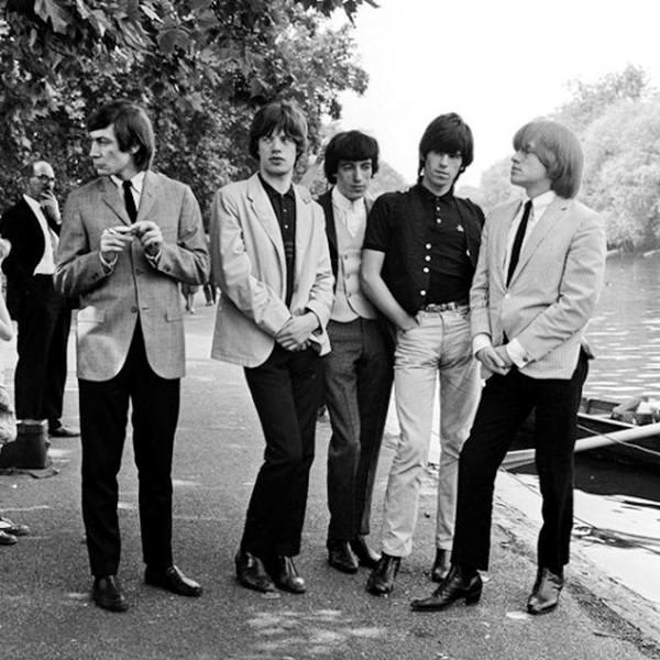 "Ban nhạc ""The Rolling Stones"" Ảnh: gentlemansgazette.com"