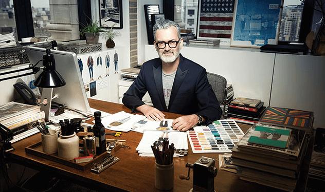 Nhà thiết kế người Hà Lan – Frank Muytjens.