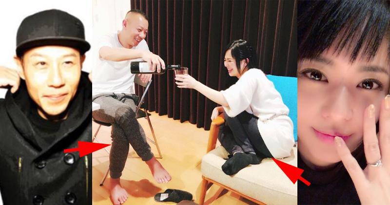 Người được cho là DJ NON, chồng chưa cưới của Sora Aoi. Ảnh: mingpao.com