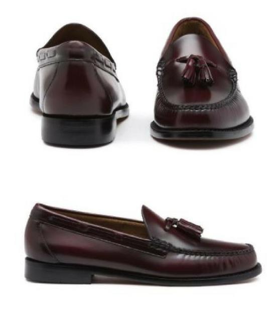Mẫu giày G.H.Bass&Co. Lexington tassel weejuns có giá 110 USD (~2,5 triệu VND)
