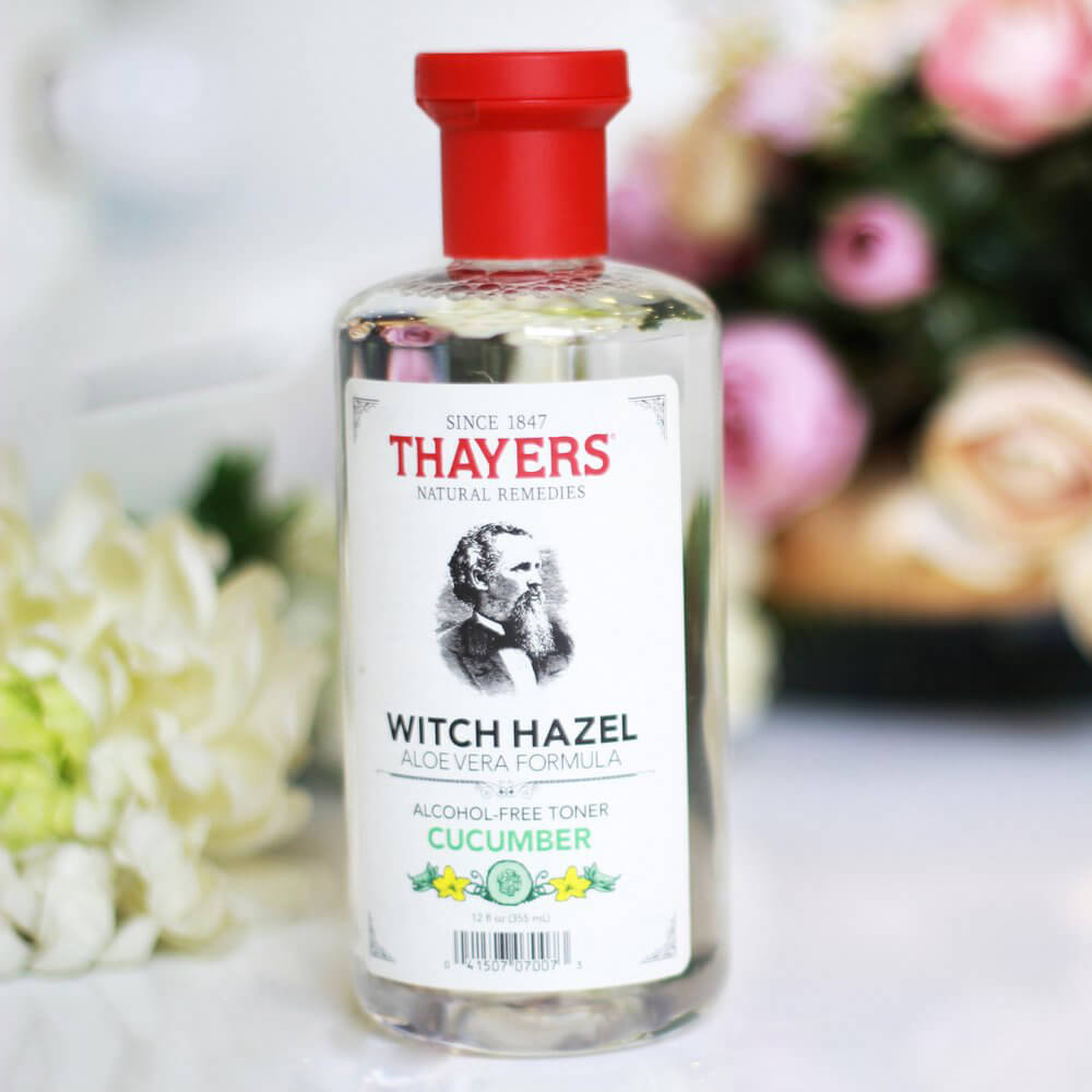 Thayers Cucumber Witch Hazel Toner
