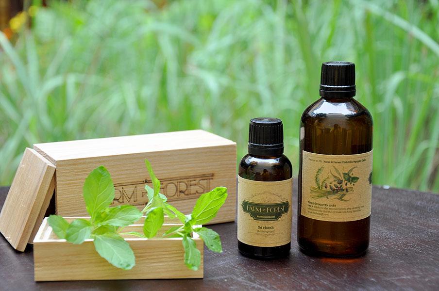 DƯỡng da là một trong những công dụng thần thánh của tinh dầu