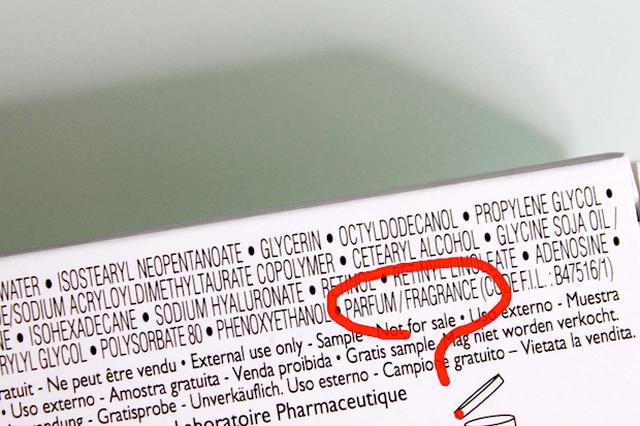 """Các công ty mỹ phẩm đều biết cách """"make up"""" danh sách ingredients của mình."""