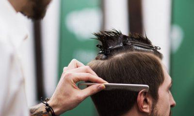 Chọn kiểu tóc phù hợp có thể che giấu mái tóc mỏng.