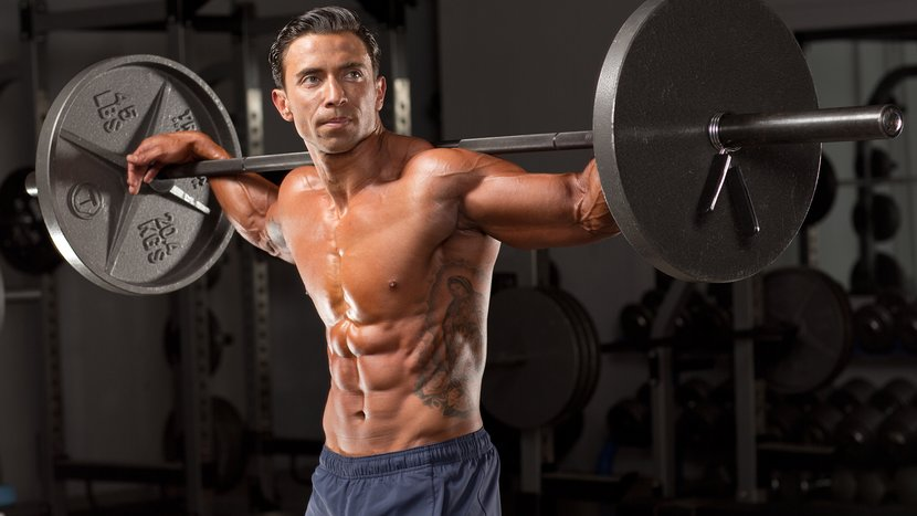 """Tuân thủ tám bước tập Squat để trở nên """"đẹp trai"""" hơn (Nguồn: bodybuilding)"""