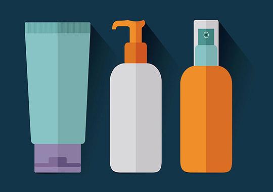Đừng dại mà sử dụng Paraben, nó hoàn toàn có thể ảnh hưởng đến chức năng sinh sản của cánh mày râu chúng ta. (Ảnh: Pinterest)