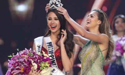 Cận cảnh nhan sắc tân Hoa hậu Hoàn vũ Thế giới - Ảnh 1.