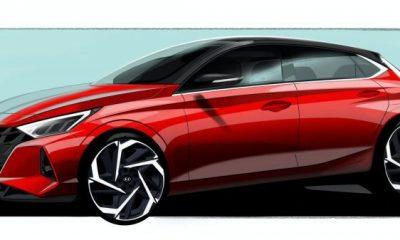 Hyundai hé lộ thiết kế của mẫu i20 thế hệ mới - 1