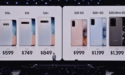 Samsung đưa dòng Galaxy S10 quay lại với mức giá giảm 150 USD. Ảnh: Tech Radar.