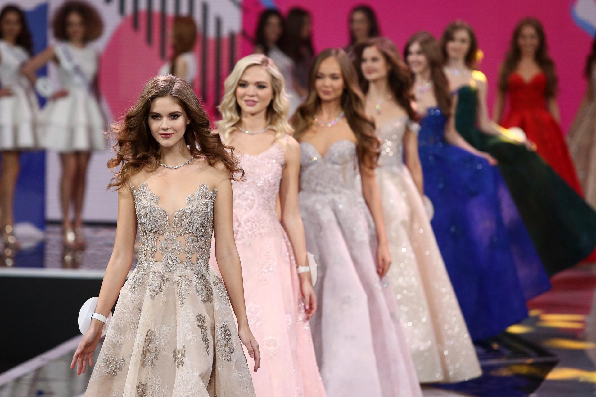 Cận cảnh nhan sắc ngọt ngào của tân Hoa hậu Nga - Ảnh 4.