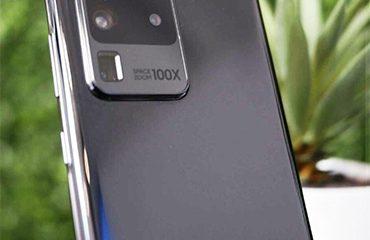 Ảnh thực tế được cho là Samsung Galaxy S20 Ultra. Ảnh: Mysmartprice