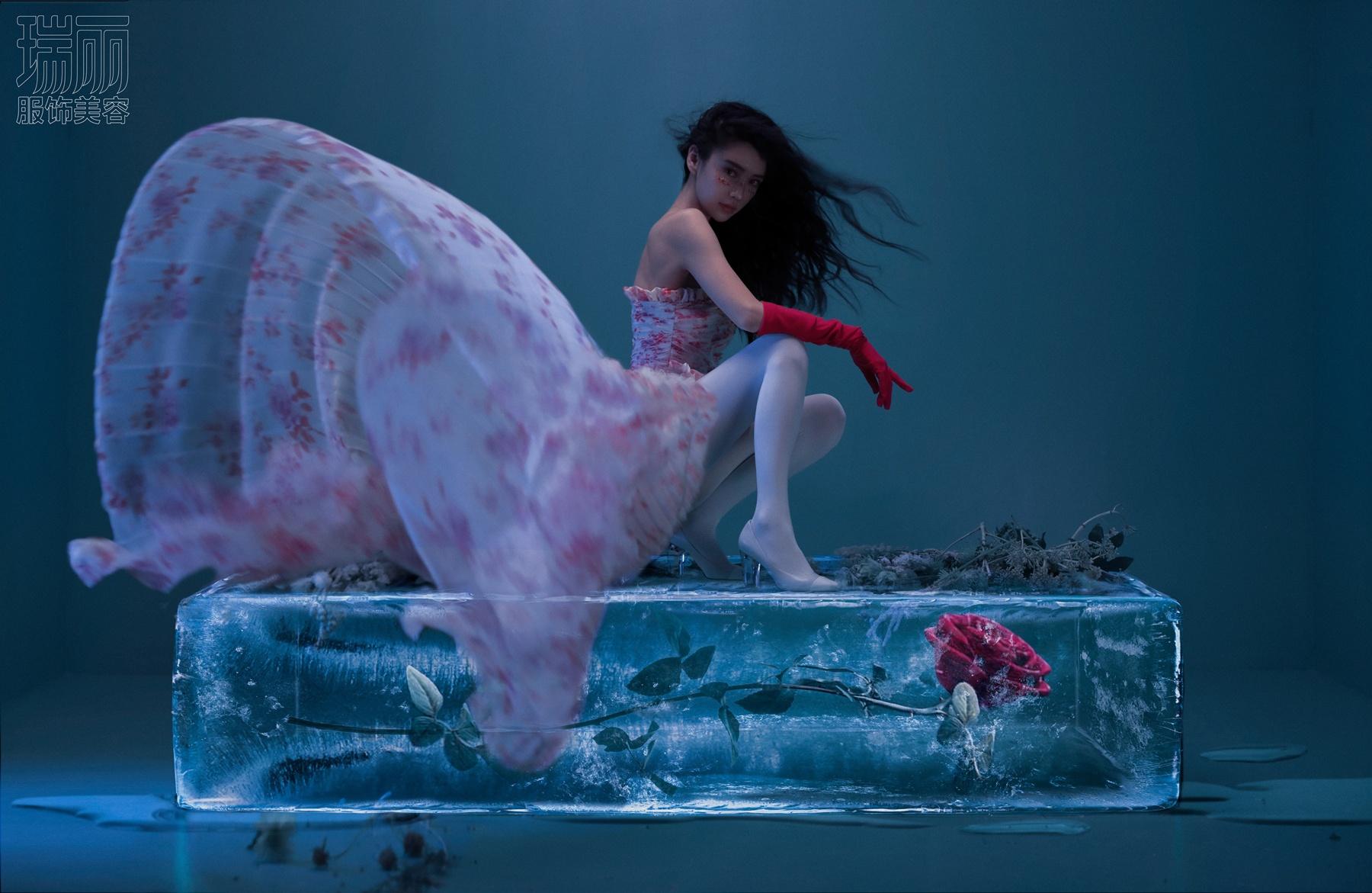 Angelababy duoc khen dep trong bo hinh moi hinh anh 1 angelababy9.jpg