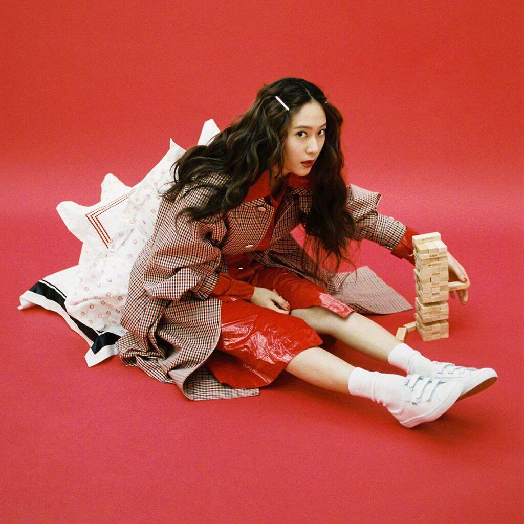 ca sĩ diễn viên Krystal Jung F(x)