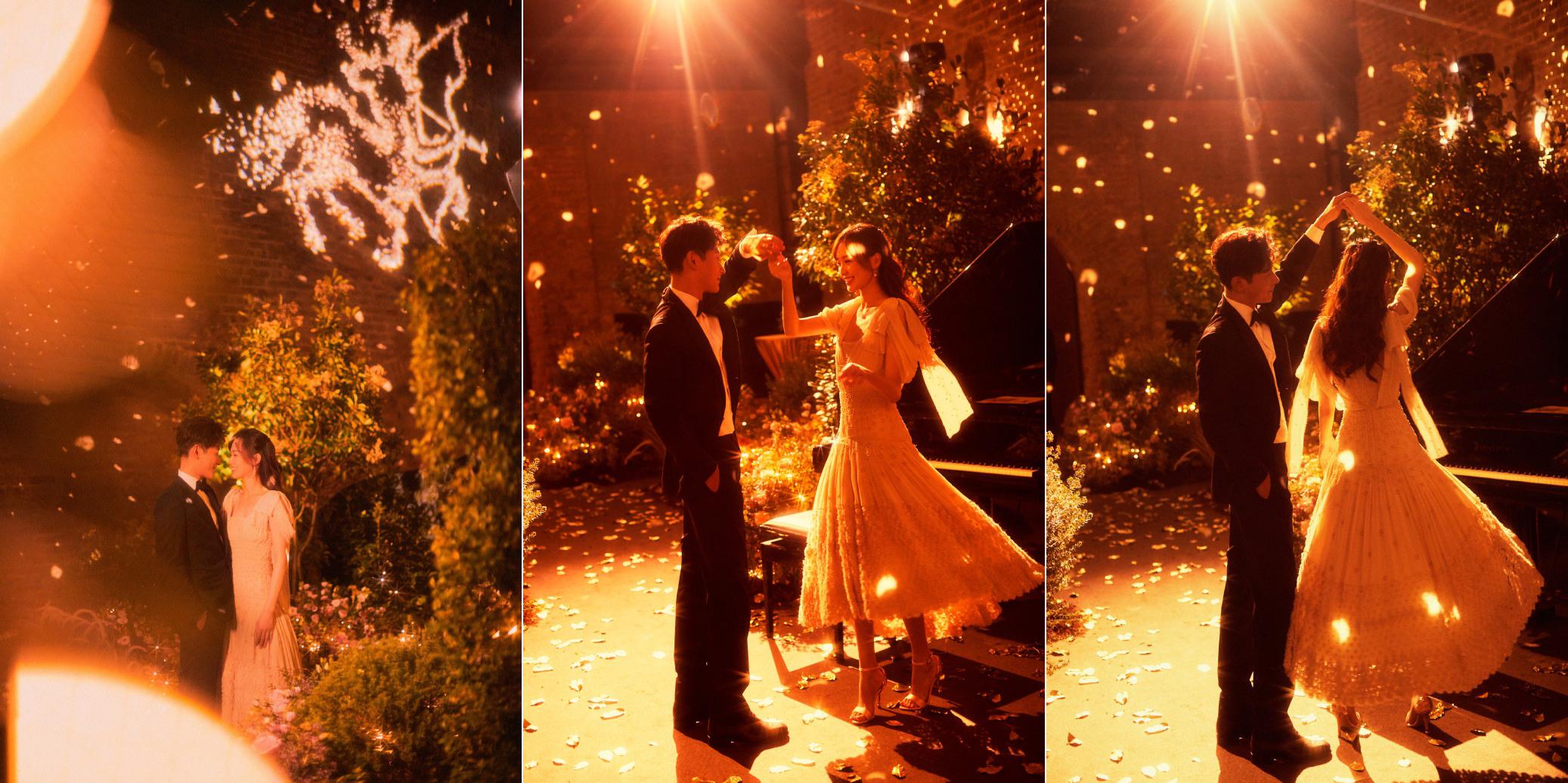 đám cưới đường yên la tấn