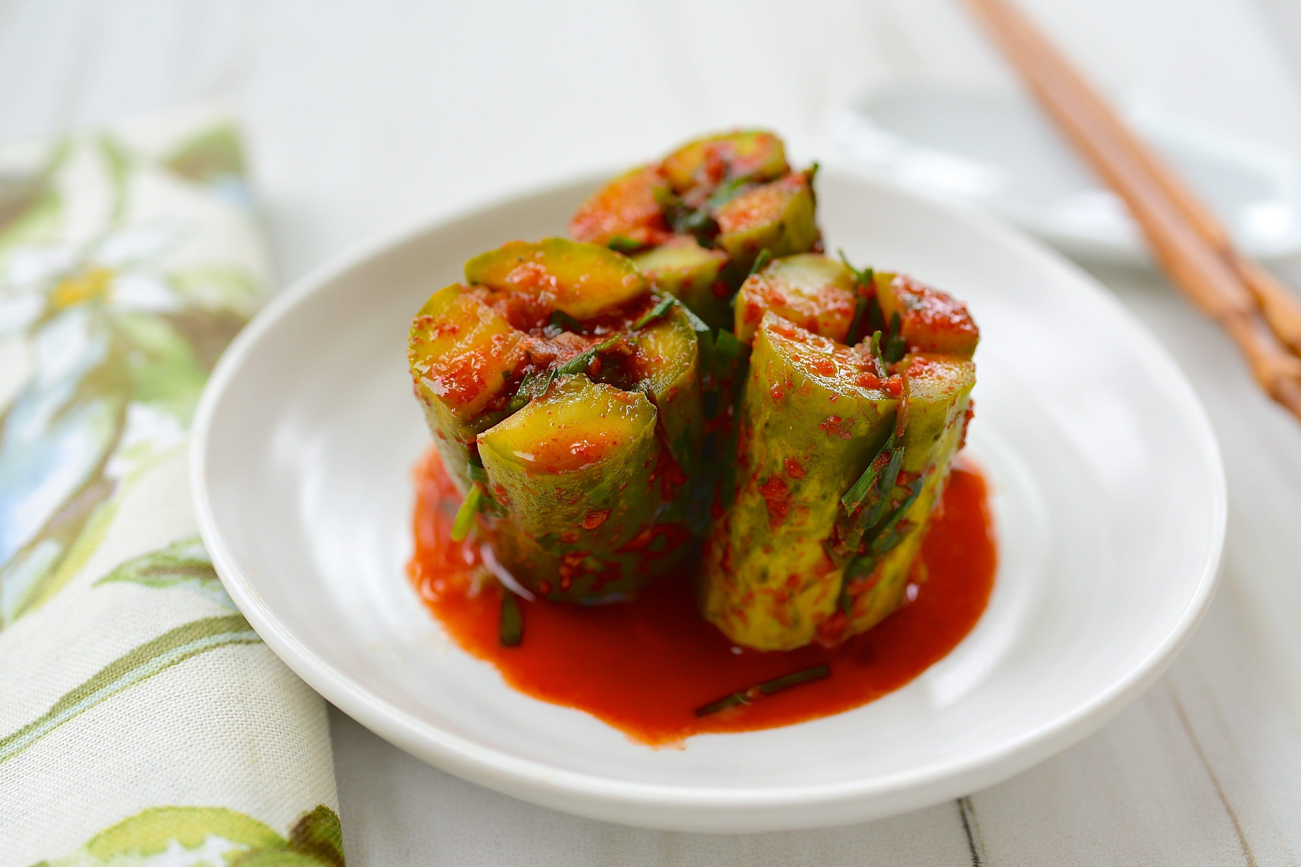 Cach phan biet cac loai kimchi cua Han Quoc hinh anh 5