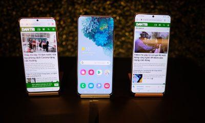 Cận cảnh bộ 3 smartphone Galaxy S20: Nâng cấp ấn tượng về camera - 1