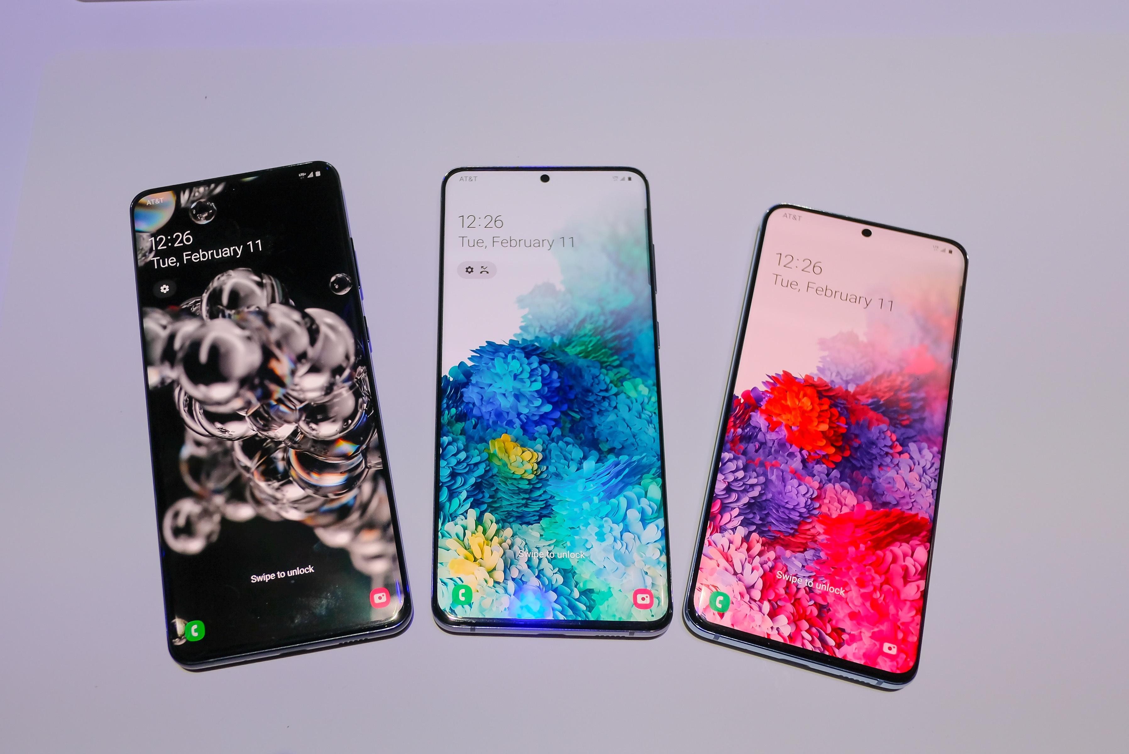 Vi sao Samsung khong ra mat Galaxy S20e gia re? hinh anh 1 galaxy_s203092.jpg