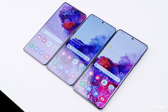 Đây là Samsung Galaxy S20/S20+ và S20 Ultra vừa ra mắt: phá đảo mọi thông số về camera, zoom 100X, quay video 8K - Ảnh 11.