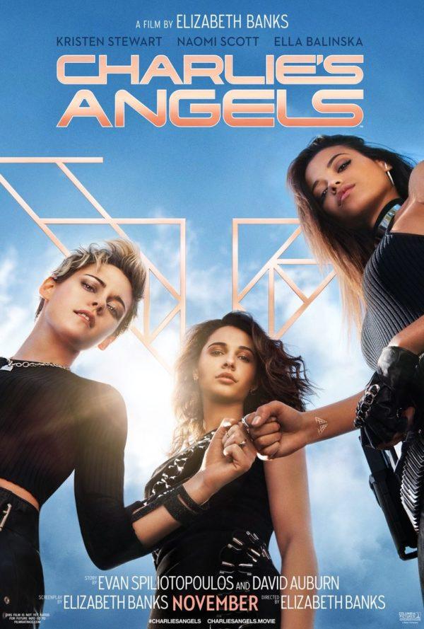 ...và là một mẩu trong bộ 3 những Thiên thần của Charlier.