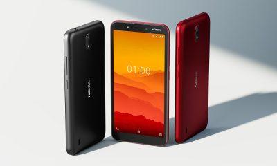 Smartphone Nokia gia duoi 1,5 trieu len ke tai Viet Nam hinh anh 1 nokia_c1_budget_smartphone_2020.jpg
