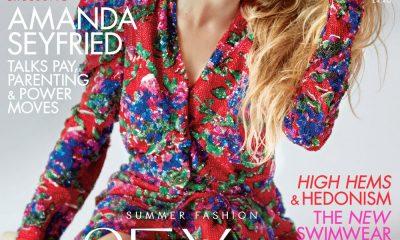 nữ diễn viên Amanda Seyfried