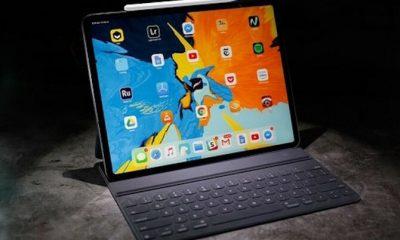 Bàn phím Folio cho iPad không có trackpad, nên khimuốn di chuyển tới vị trí khác trên màn hình, người dùng phải chạm vào màn hình cảm ứng.