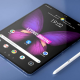 Galaxy Fold 2 có thể đi kèm bút S Pen như dòng Note. Ảnh: LetsgoDigital.