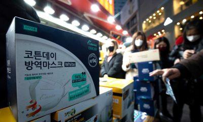 Người châu Phi đầu tiên mắc coronavirus, Hàn Quốc phạt tù người 'găm' khẩu trang