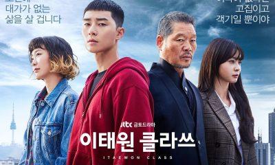 Park Seo Joon tái xuất màn ảnh với vai cựu tù nhân trong Itaewon Class - Ảnh 1.