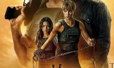 Poster bộ phim kẻ huỷ diệt: vận mệnh đen tối