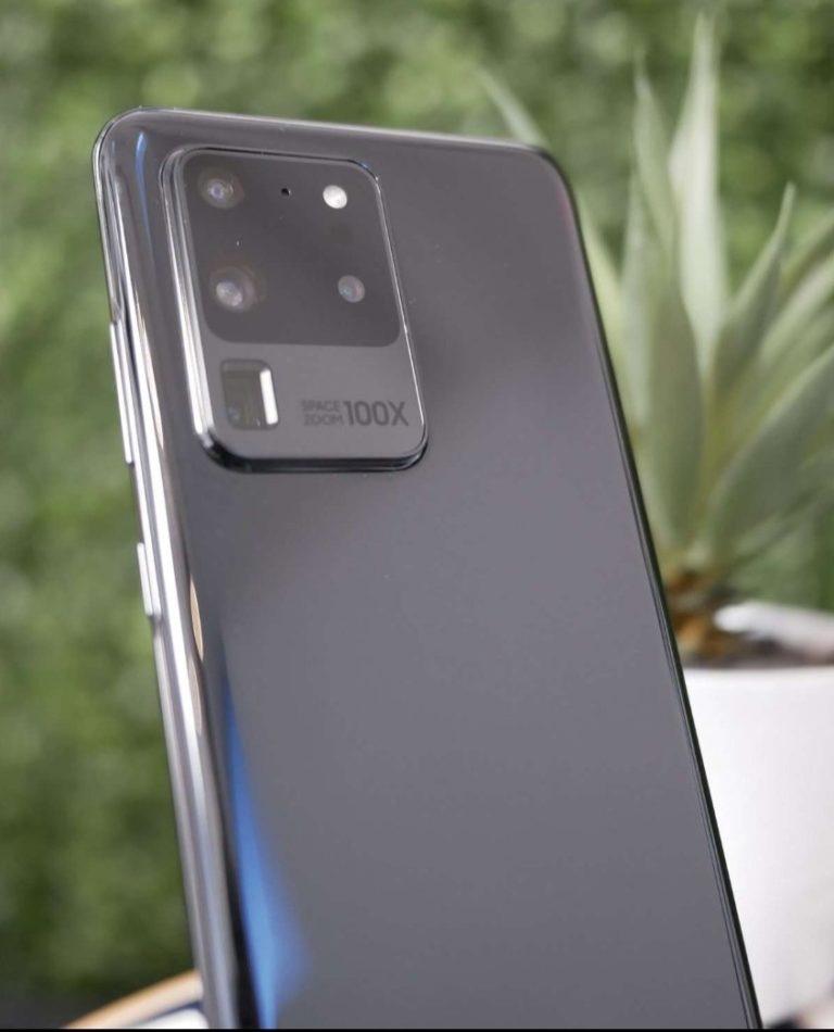 Lộ ảnh thực tế rõ nét của Galaxy S20 Ultra với cụm camera zoom 100x - 1