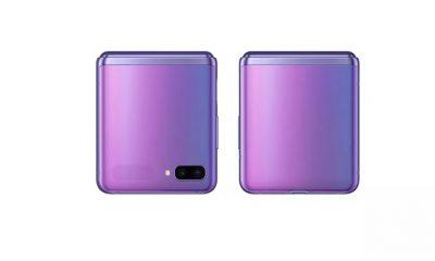 Galaxy Z Flip ra mat - nho gon nhu hop trang diem, gia 1.380 USD hinh anh 1 Screenshot_4.jpg
